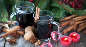 Winter sale and Mulled Wine